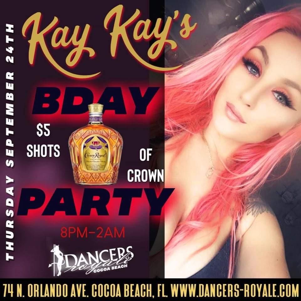 Kay Kay's Bday Party