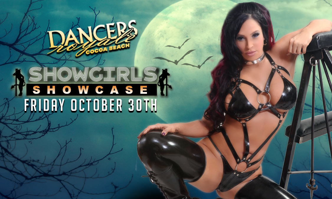 Showgirls Showcase Featuring Rubber Doll