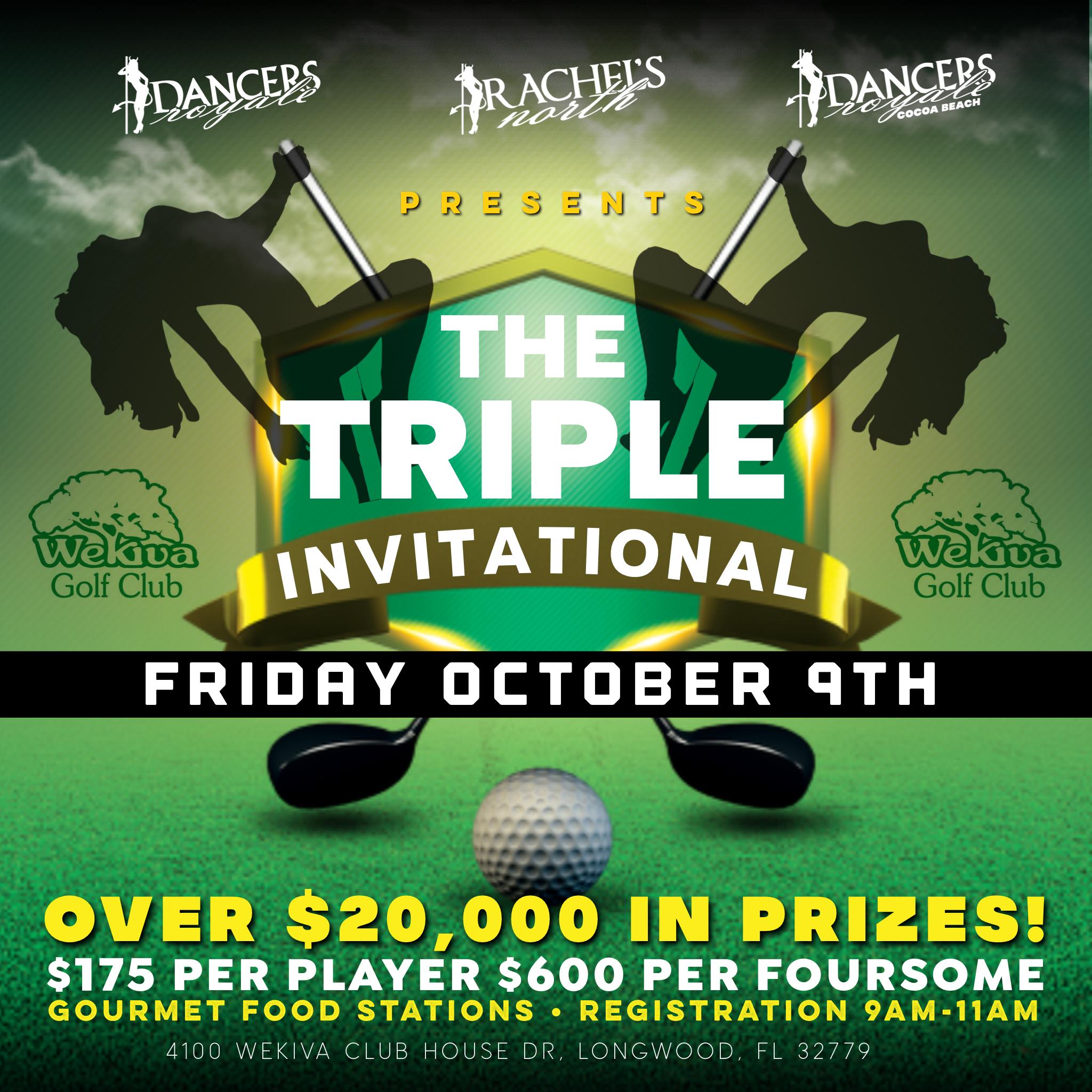 The Triple Invitational